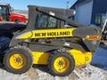 2008 New Holland L180 Skid Steer