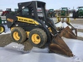 2010 New Holland L175 Skid Steer