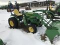 2010 John Deere 2520 Tractor