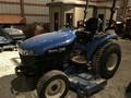2002 New Holland TC33D Tractor