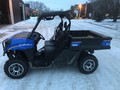 2017 New Holland Rustler 850 ATVs and Utility Vehicle