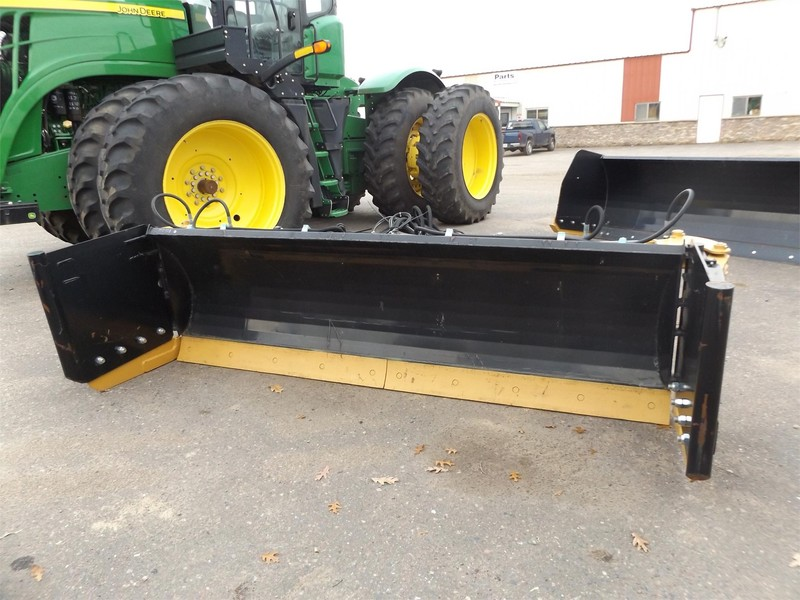 2014 Waltco 9' Snow Blade Loader and Skid Steer Attachment
