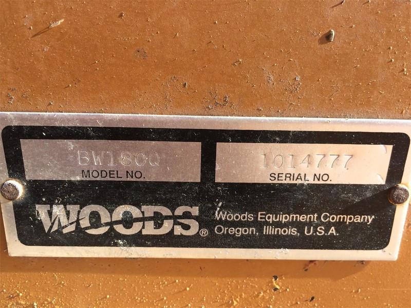 Woods BW180Q Batwing Mower
