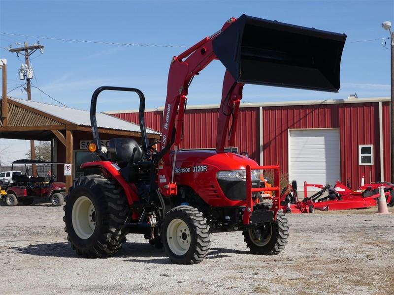 2014 Branson 3120R Tractor