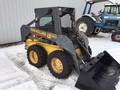 2000 New Holland LS140 Skid Steer
