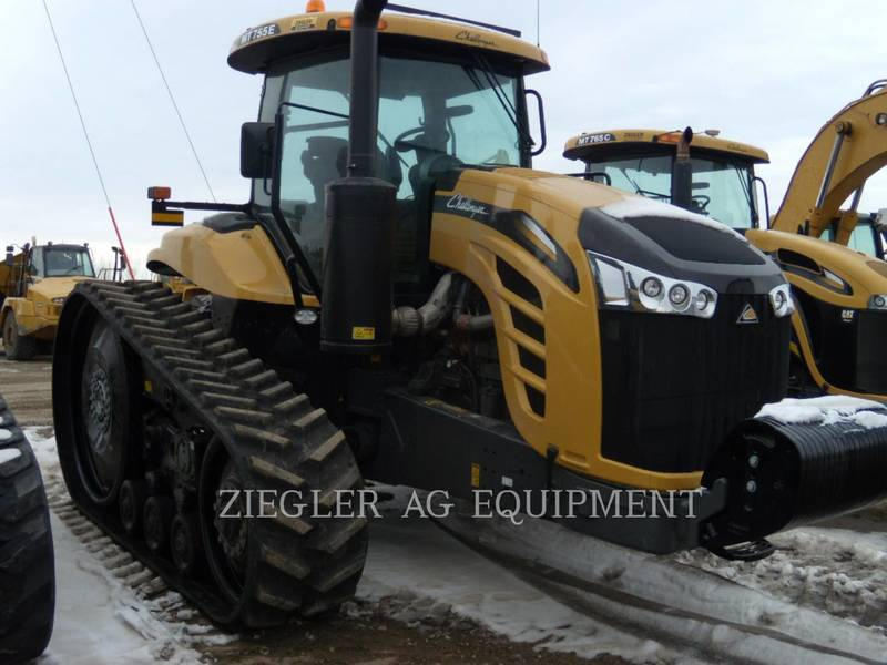 2015 Challenger MT755E Tractor