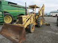 Ford 655A Backhoe