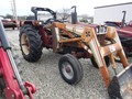 International 584 Tractor
