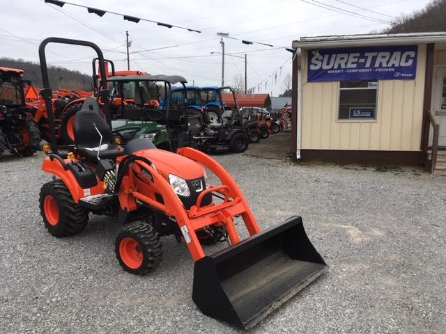 2021 Kioti CS2210 Tractor