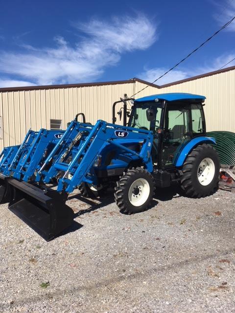 2021 LS XU6168 Tractor