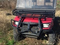 2008 Polaris Ranger 700 Crew ATVs and Utility Vehicle