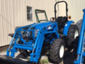 2022 LS XR4155 Tractor