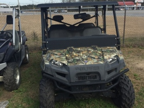 Used Polaris Ranger 800 Crew ATVs and Utility Vehicles for Sale
