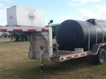 Gooseneck 1600 GALLON NURCE TANK Tank