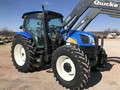 2006 New Holland TS130A Tractor