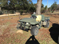 2001 John Deere Trail Gator 4x2 ATVs and Utility Vehicle