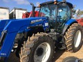 2013 New Holland T6.165 Tractor
