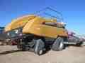 2013 Challenger LB34B Big Square Baler