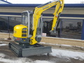 2017 Wacker Neuson EZ38 Excavators and Mini Excavator