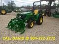2017 John Deere 3025 Tractor