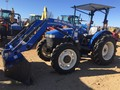 2013 New Holland Workmaster 55 Tractor