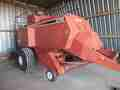 1999 Hesston 4755 Big Square Baler