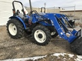 2018 New Holland Workmaster 60 Tractor