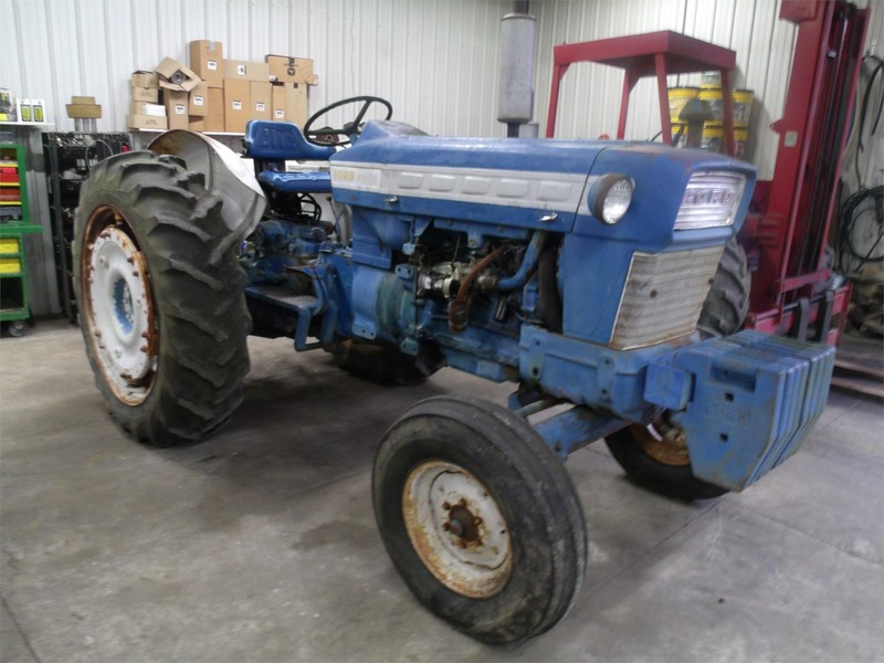 1966 Ford 5000 Tractor