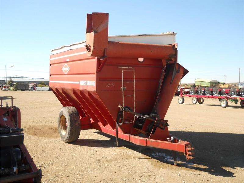 Dohrman Harvest Haul 500 Grain Cart