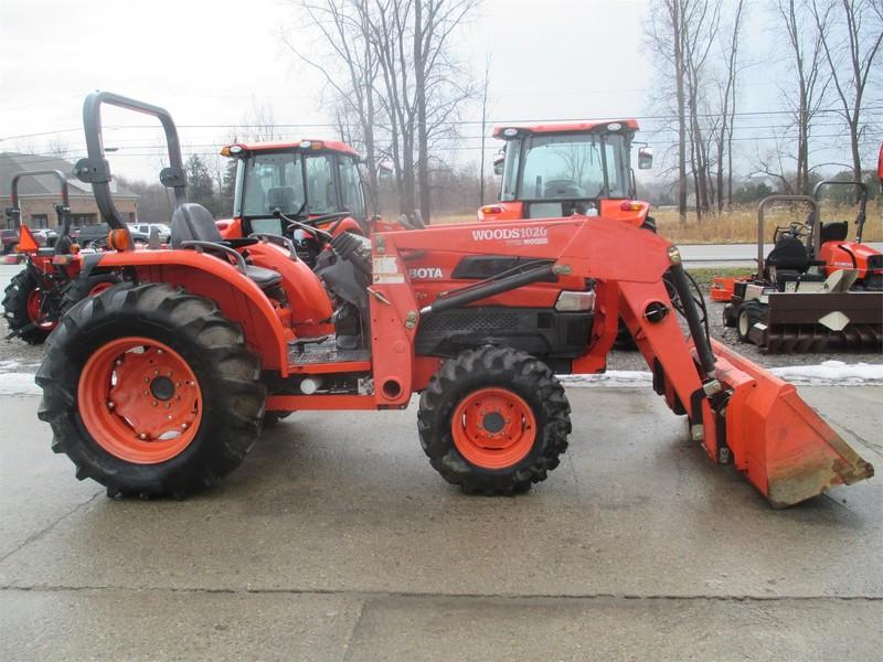 2003 Kubota L5030HST Tractor