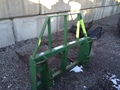 2009 Other 2 Prong Bale Spear Loader and Skid Steer Attachment