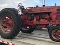 International Super M Tractor