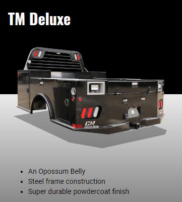 2019 CM TM Deluxe Truck Bed
