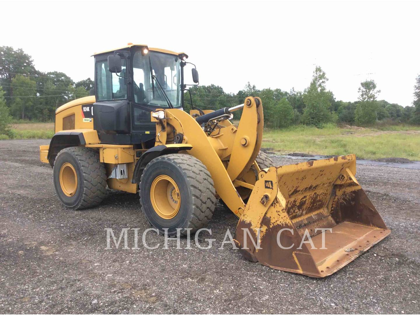 2012 Caterpillar 924K Wheel Loader