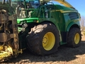 2016 John Deere 8700 Self-Propelled Forage Harvester