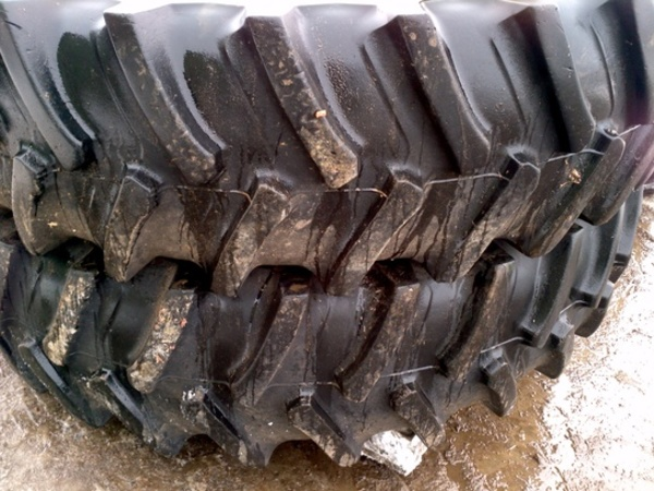 Firestone 480/80 R50 Wheels / Tires / Track