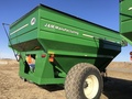 2010 J&M 875-18 Grain Cart