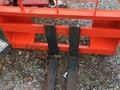 Kubota BX6314 Loader and Skid Steer Attachment