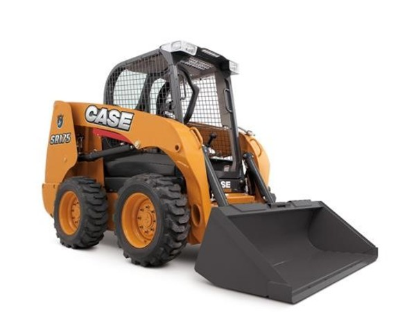2018 Case SR175 Skid Steer