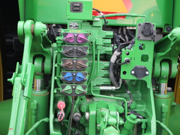 2015 John Deere 8295R Tractor