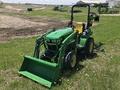 2016 John Deere 2038R Tractor