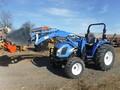 2004 New Holland TC55DA Tractor