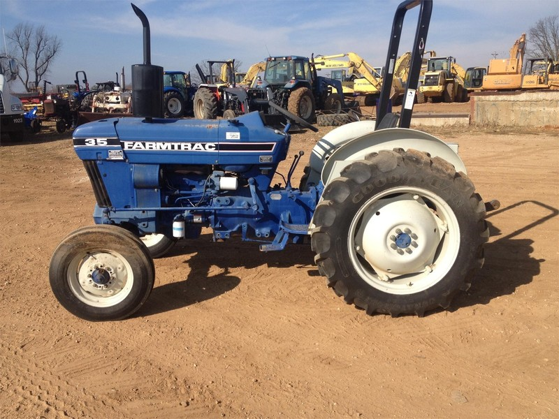 2002 Farmtrac 35 Tractor