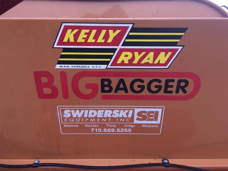 2012 Kelly Ryan 2W12 Forage Bagger