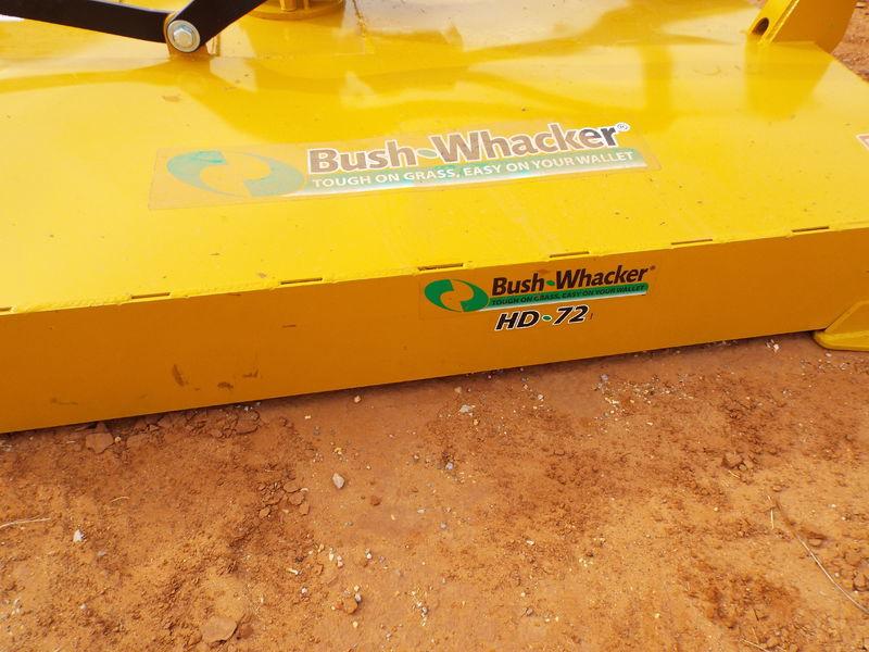 Bush-Whacker HD72 Rotary Cutter