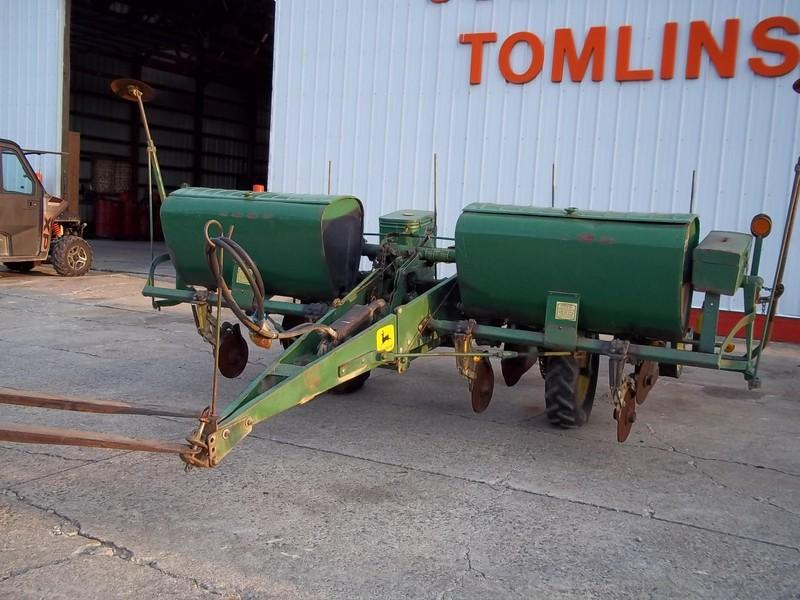 John Deere 1240 Planter Marlette Michigan Machinery Pete