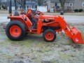1996 Kubota L2900DT Under 40 HP