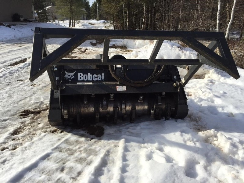 Used Bobcat Loader and Skid Steer Attachments for Sale | Machinery Pete