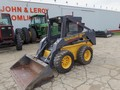 New Holland LS160 Skid Steer