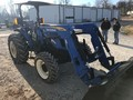 2005 New Holland TN75A Tractor